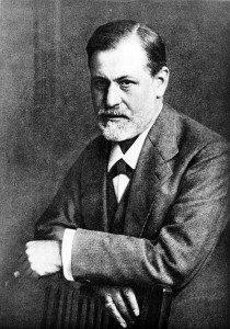 Sigmund Freud- Public Domain