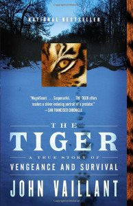 The Tiger: A True Story of Vengeance and Survivial