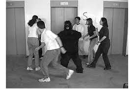 gorilla basketball game