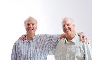 older male twins