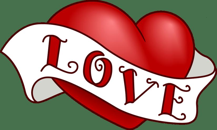 love clipart 4