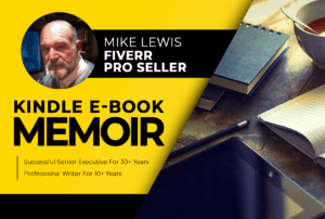Kindle E book Memoir V1.3